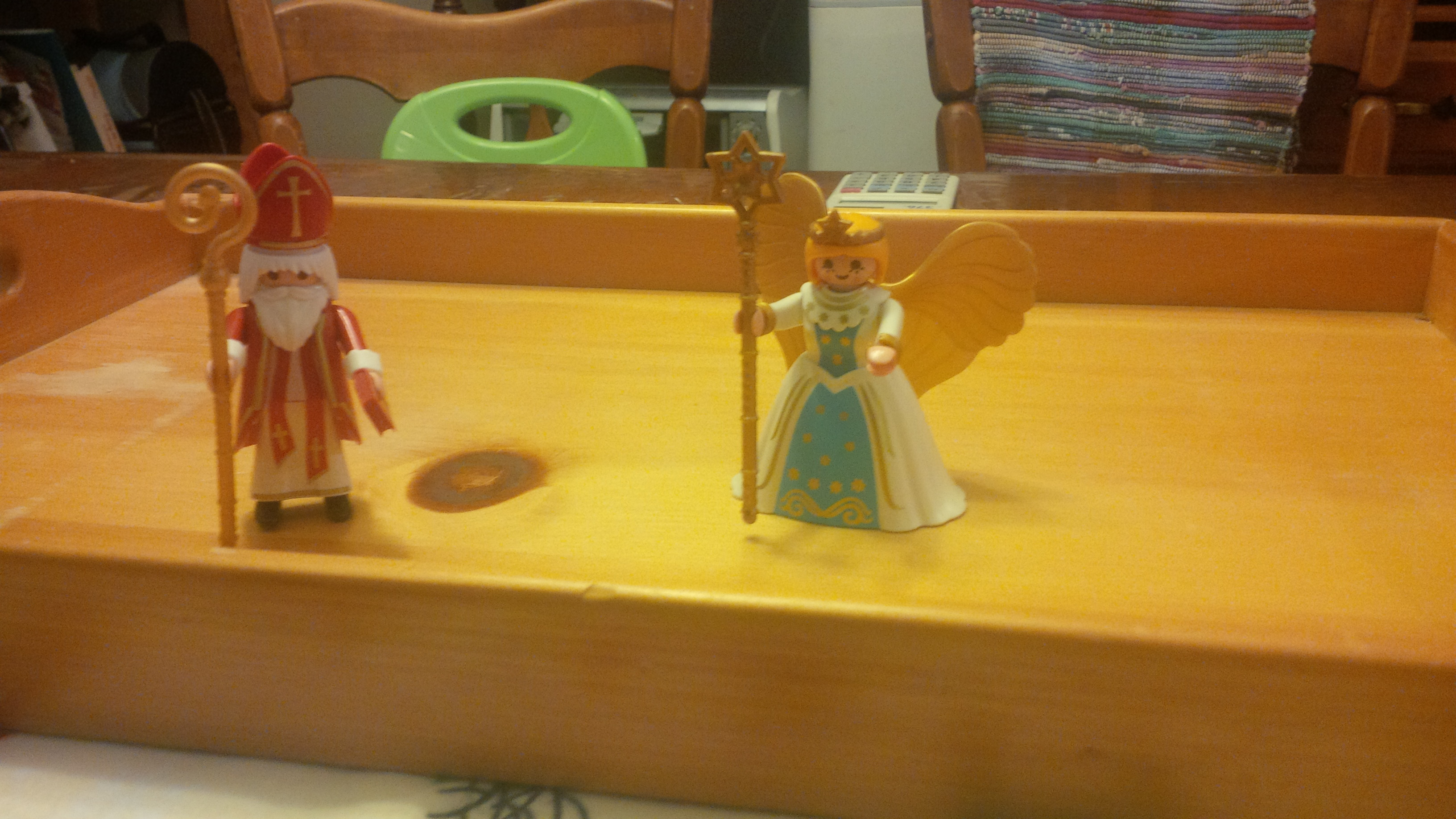 Playmobil Advent – Day Two