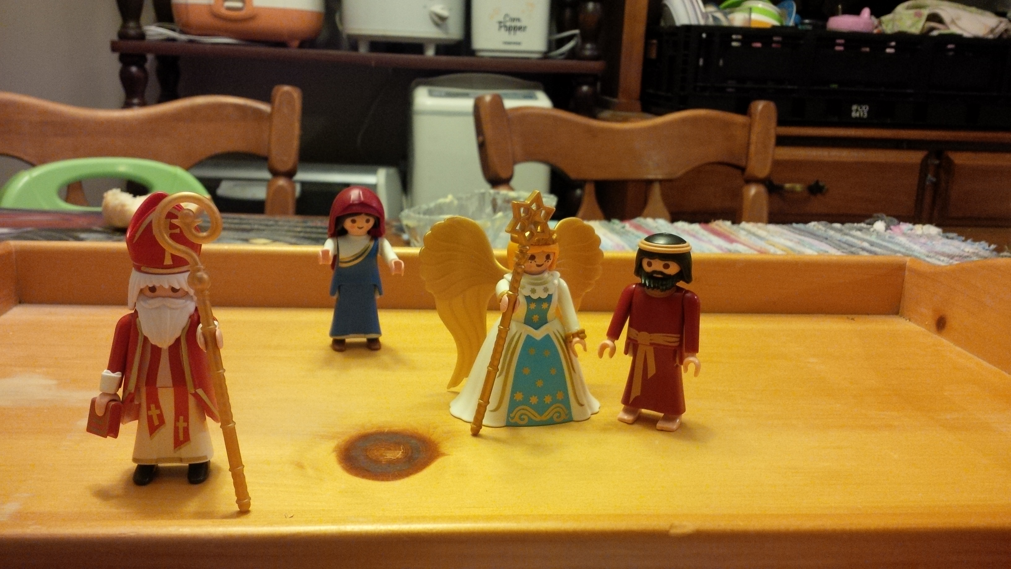 Playmobil Advent – Day Four