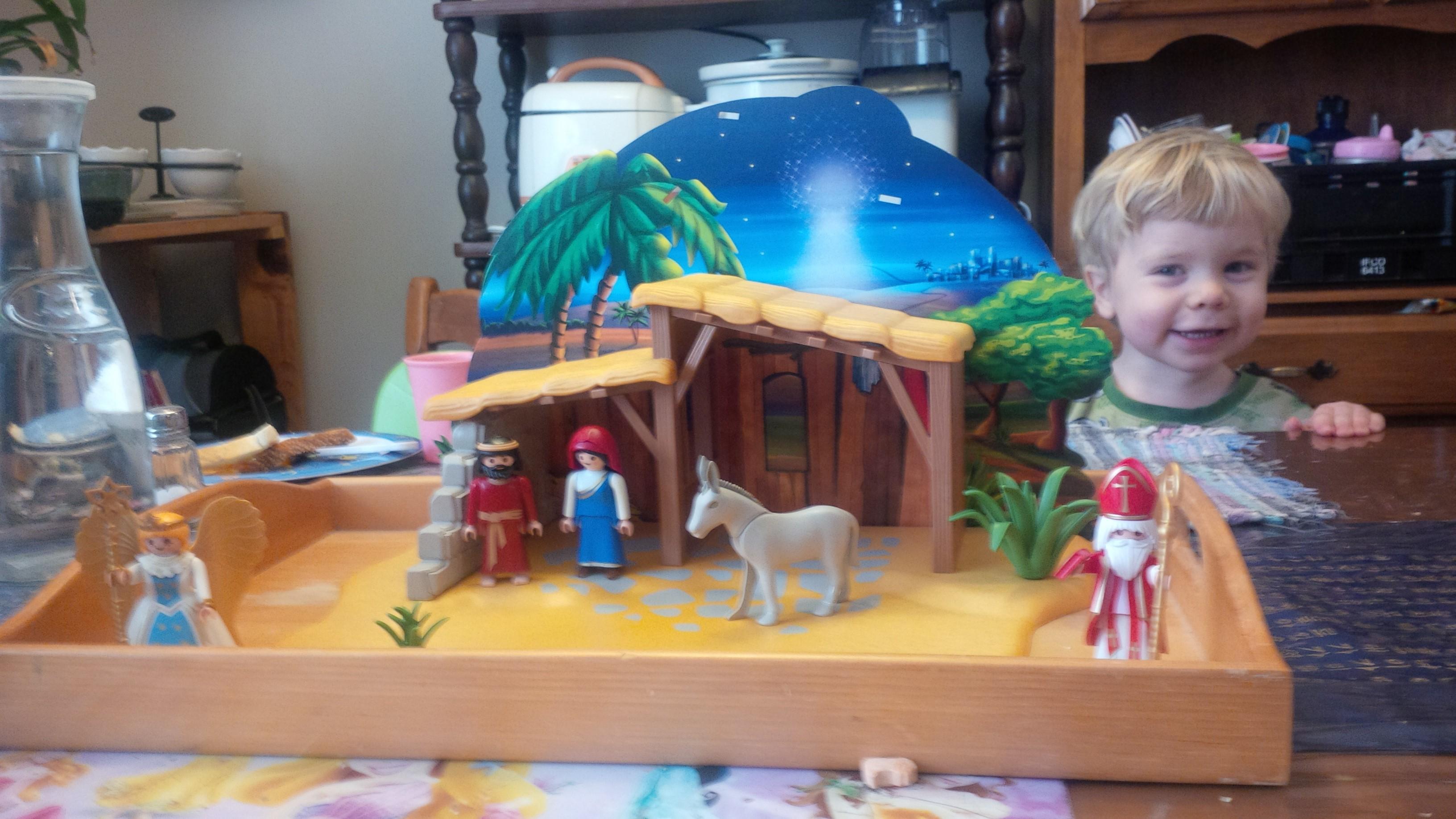 Playmobil Advent – Day Six