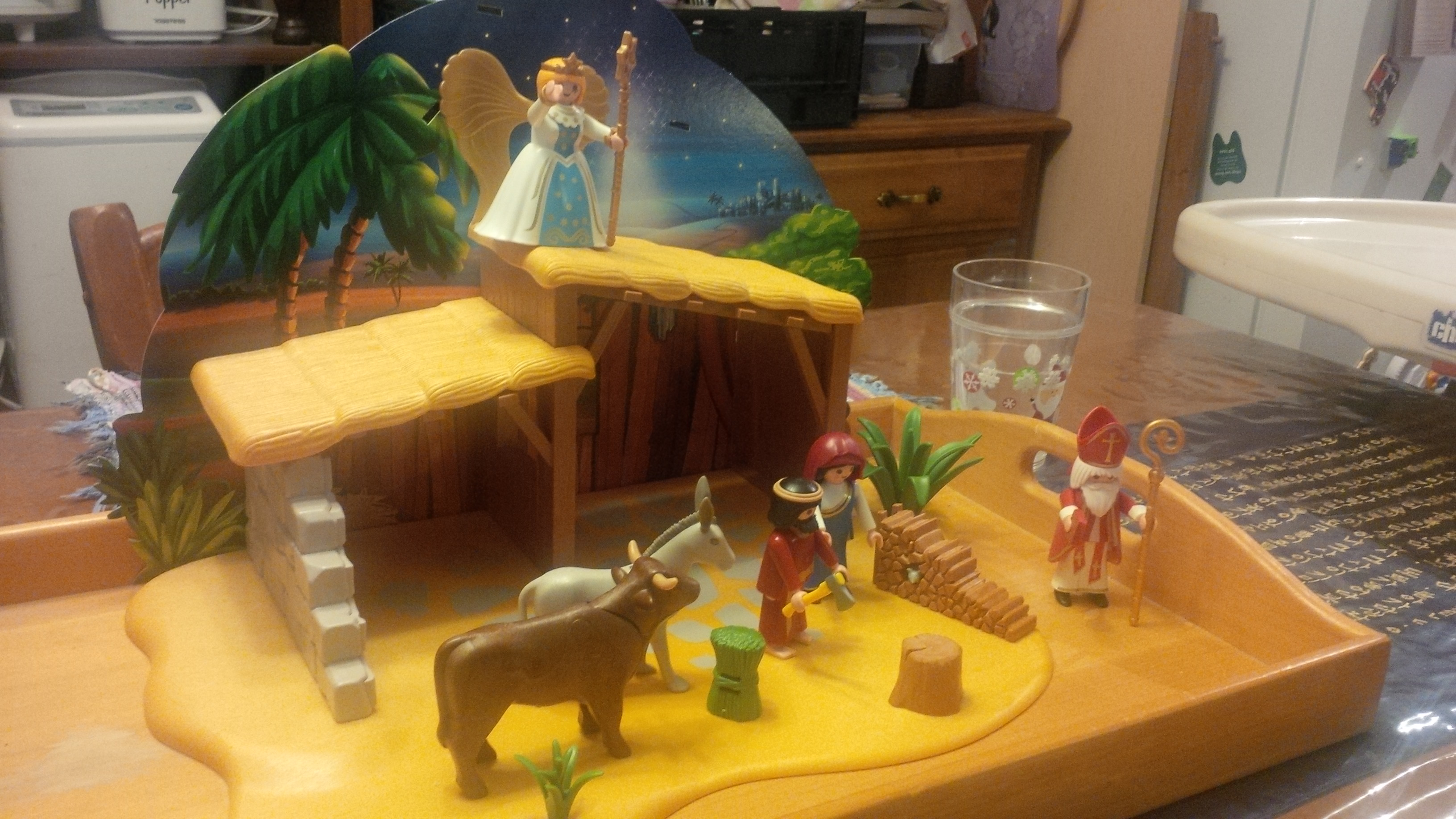 Playmobil Advent – Day Eight
