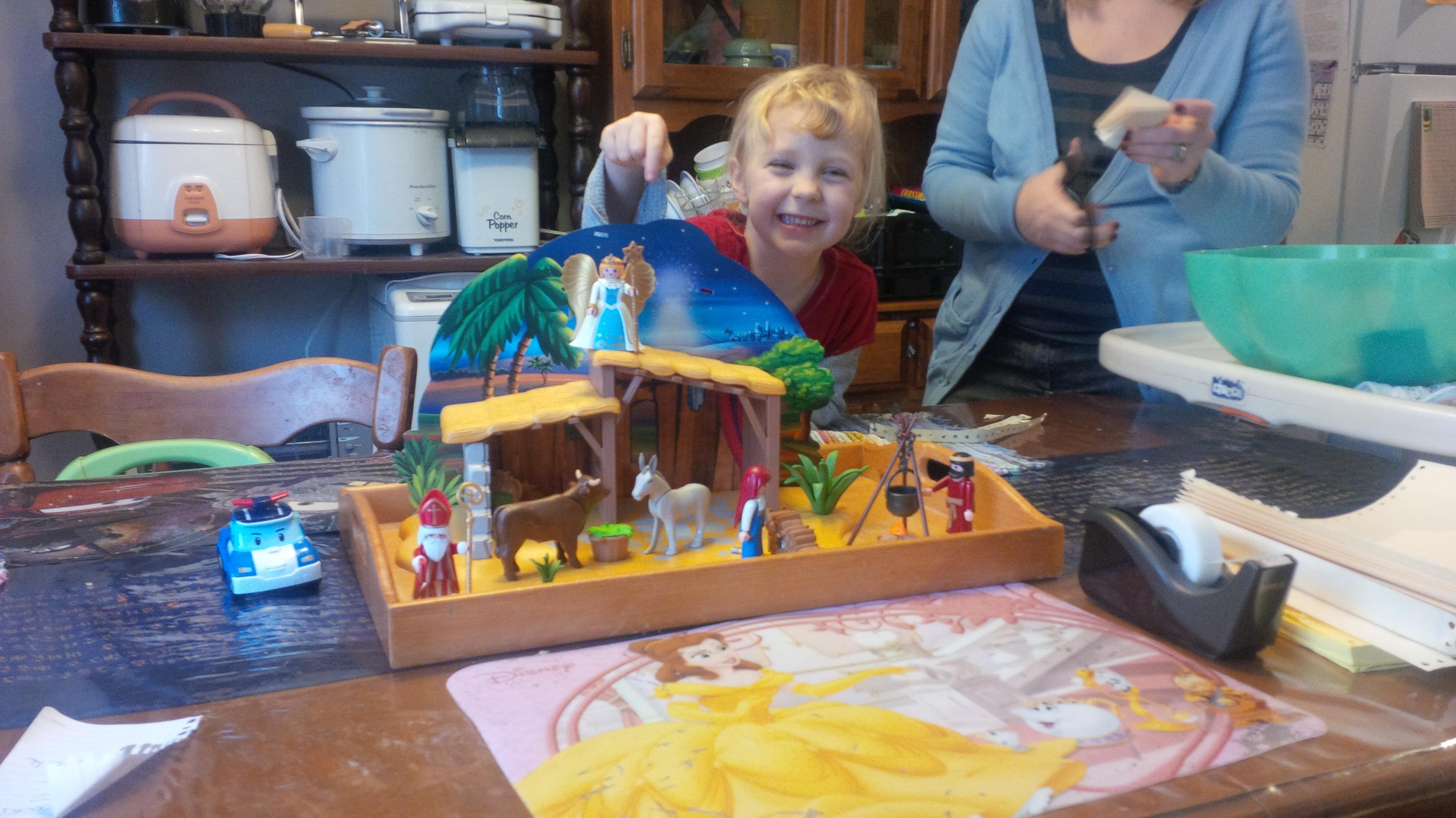 Playmobil Advent – Day Ten