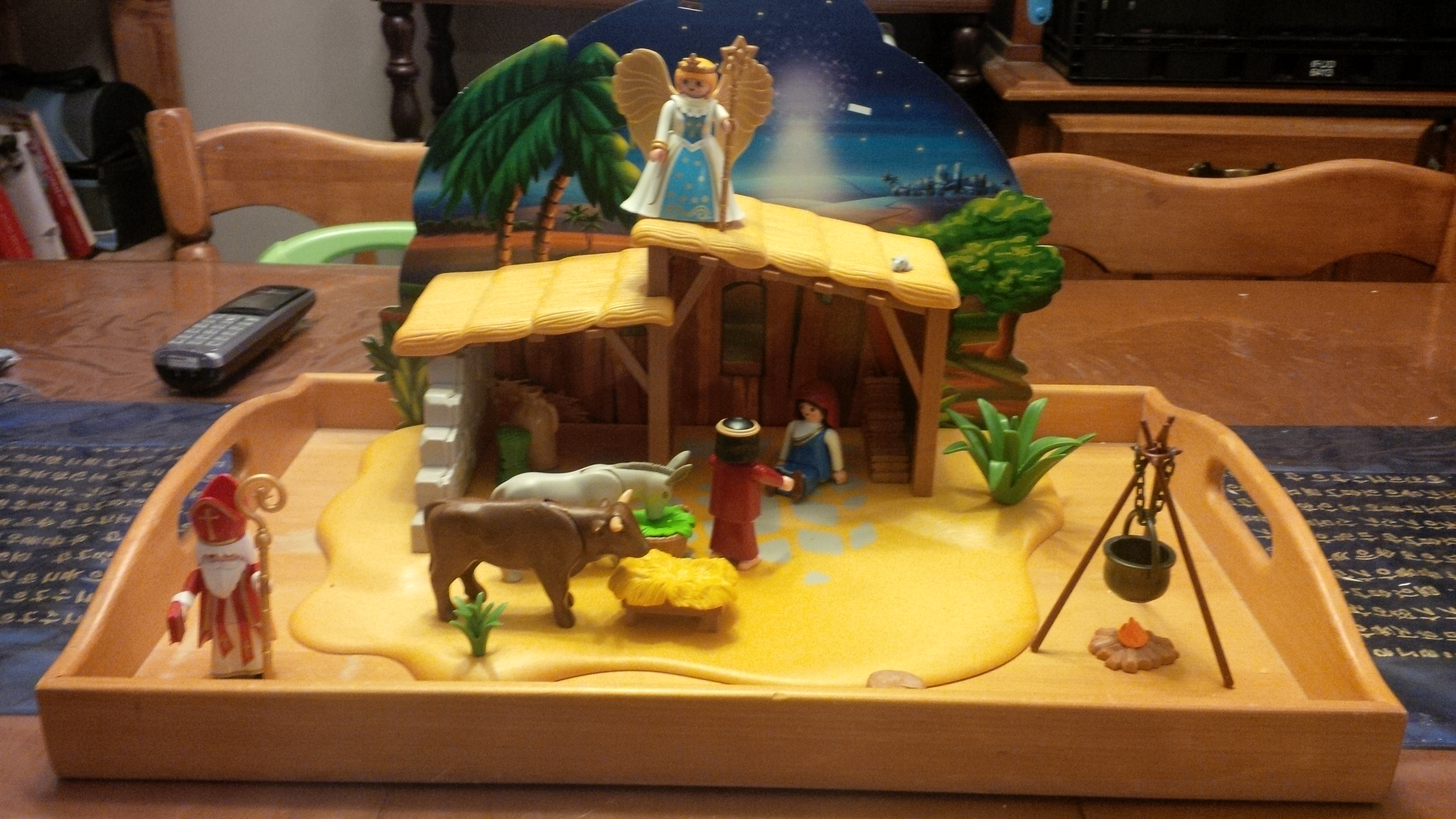 Playmobil Advent – Day Eleven