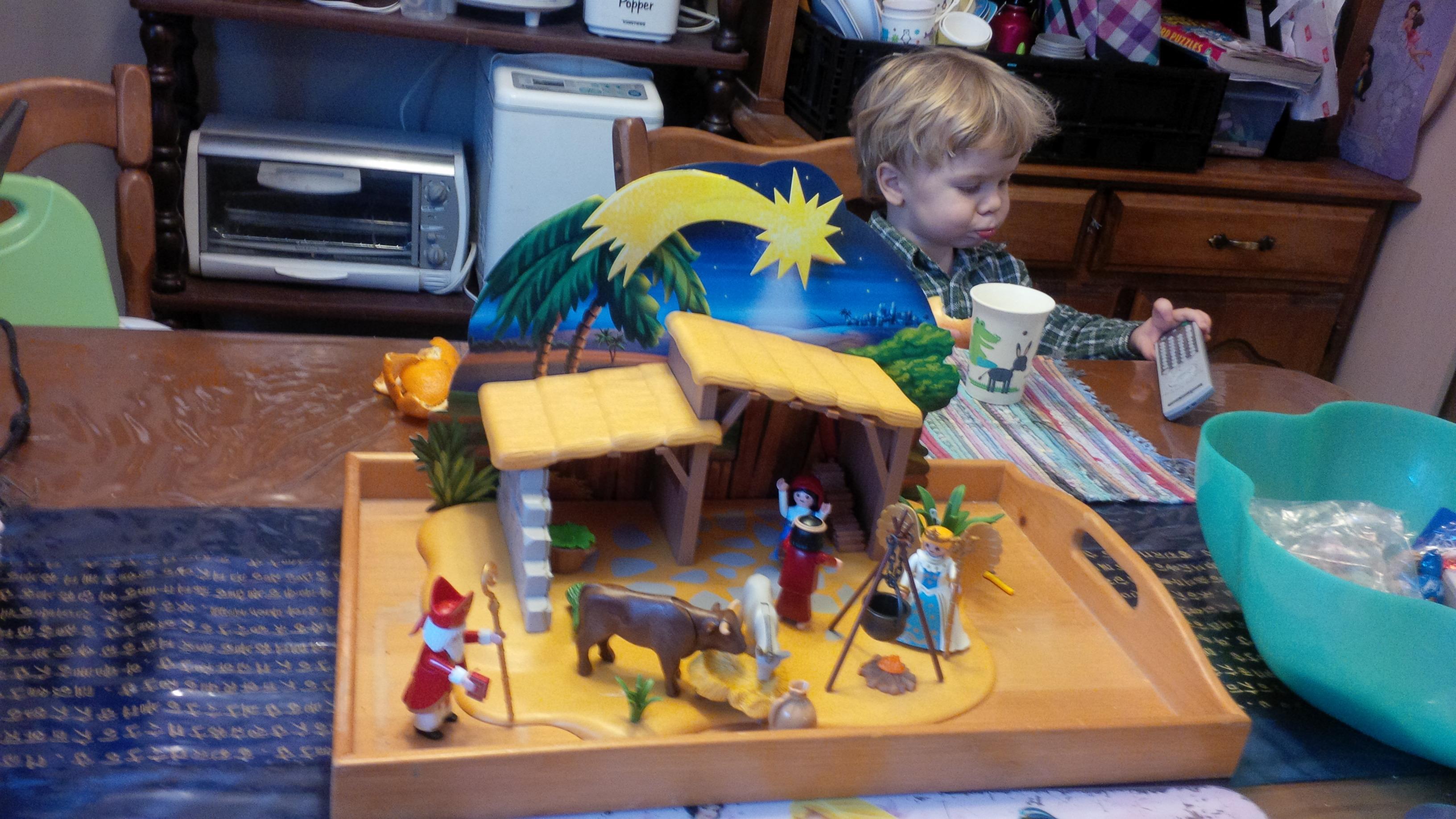 Playmobil Advent – Day Twelve