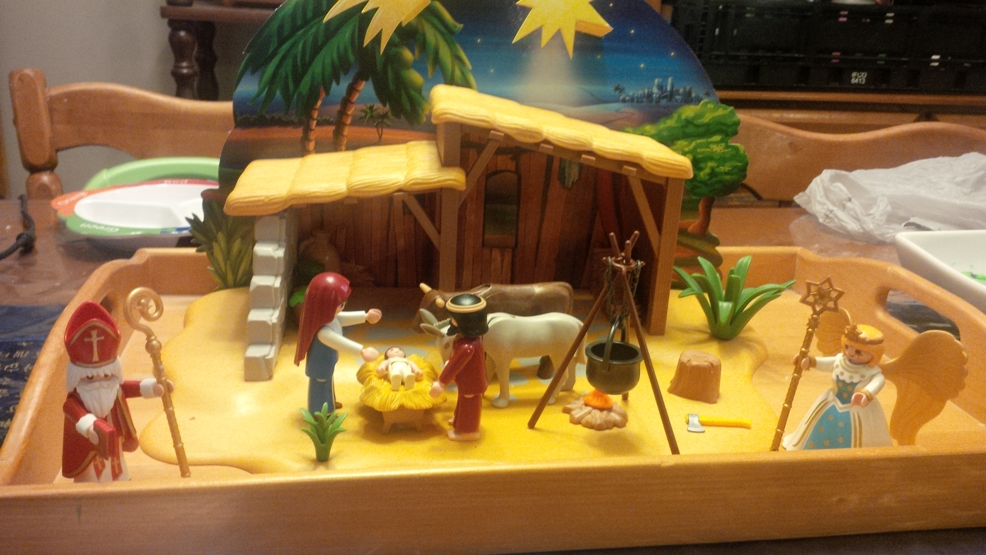 Playmobil Advent – Day Thirteen