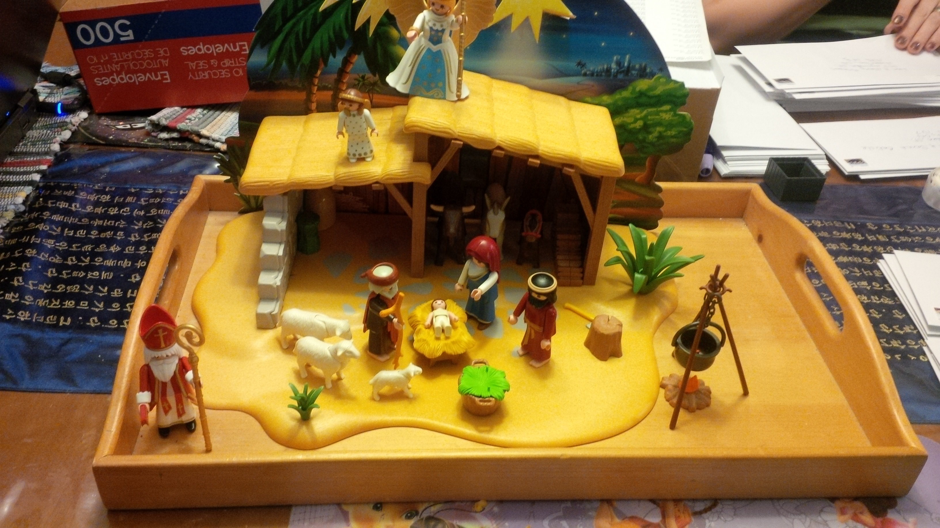 Playmobil Advent – Day Sixteen