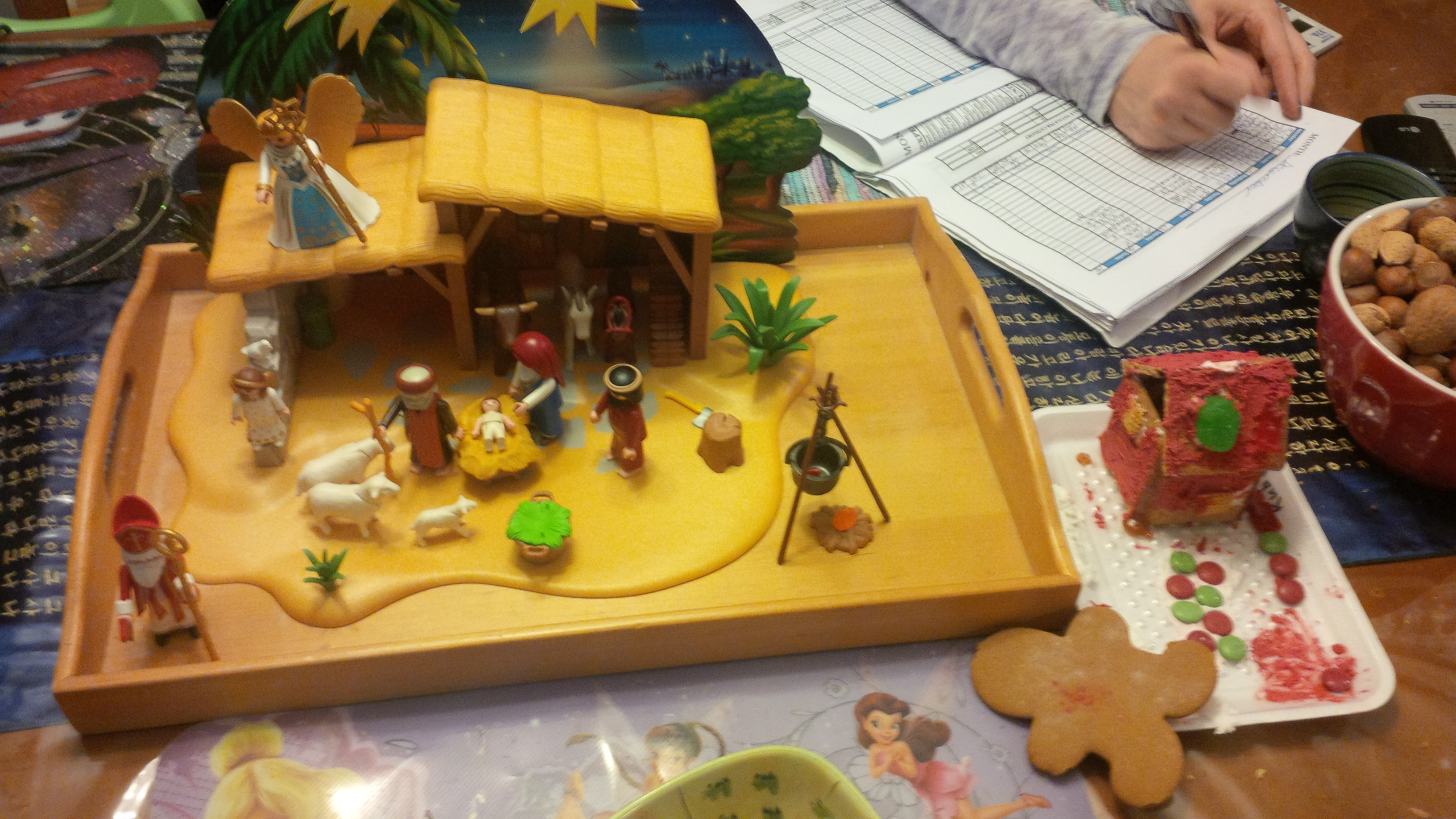 Playmobil Advent – Day Seventeen