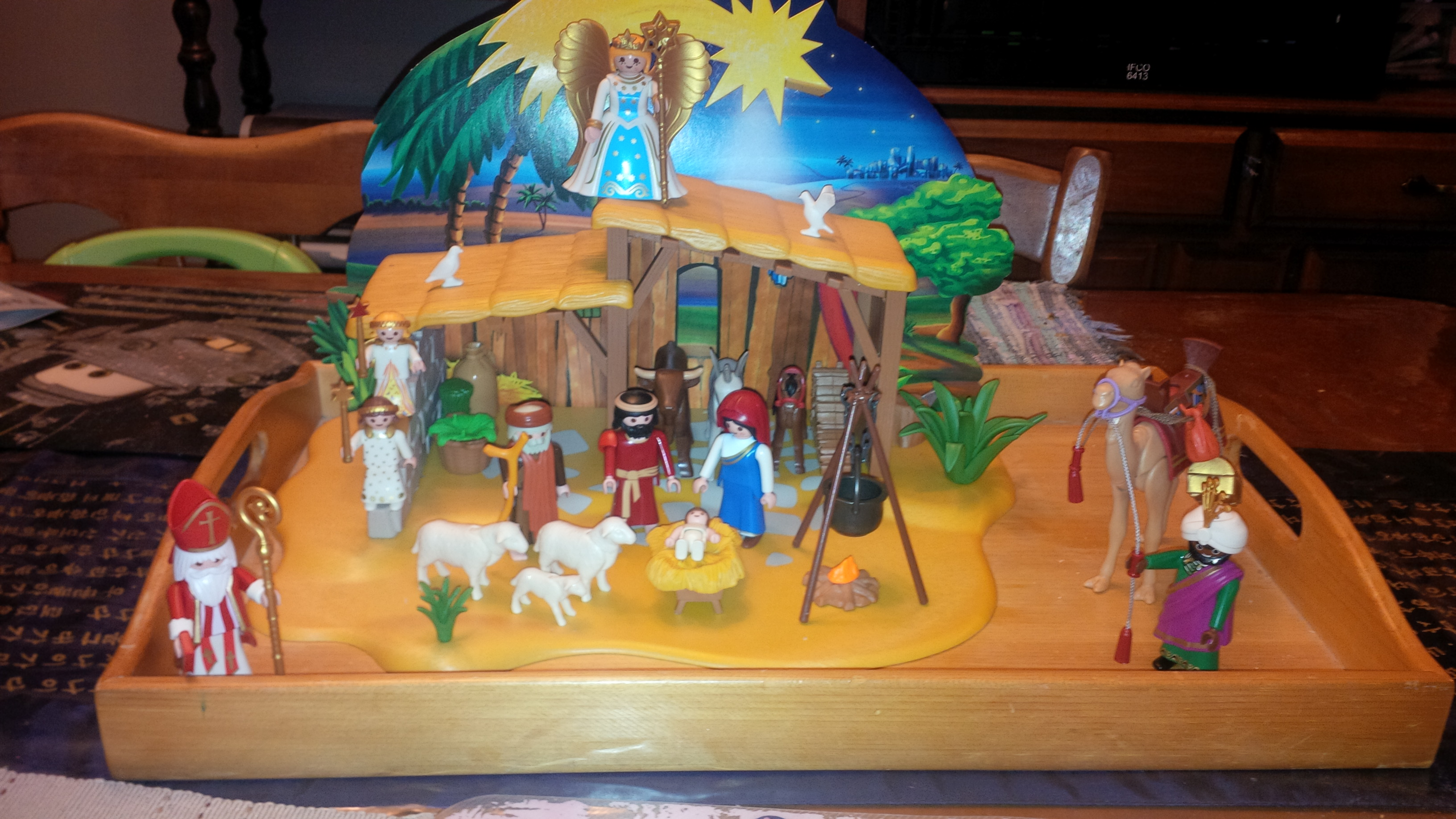 Playmobil Advent – Day Nineteen