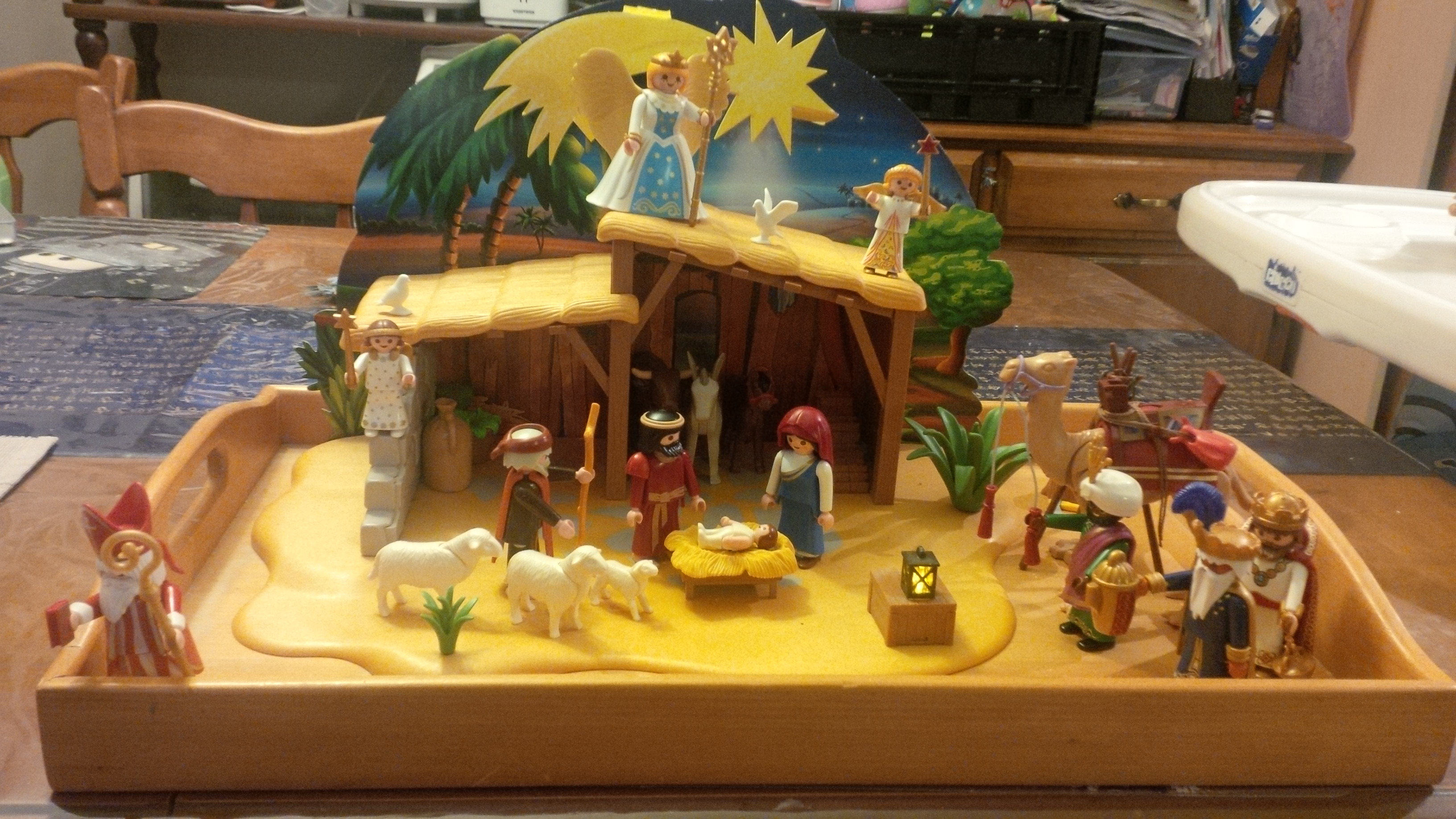 Playmobil Advent – Day Twenty-two