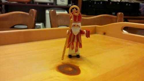 Playmobil Advent – Day One